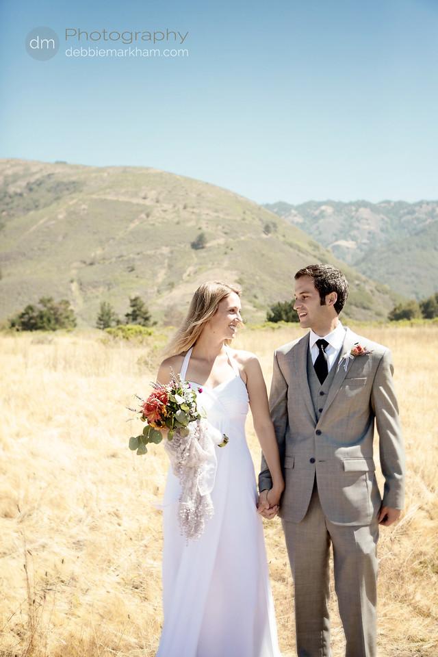Intimate Wedding in Big Sur