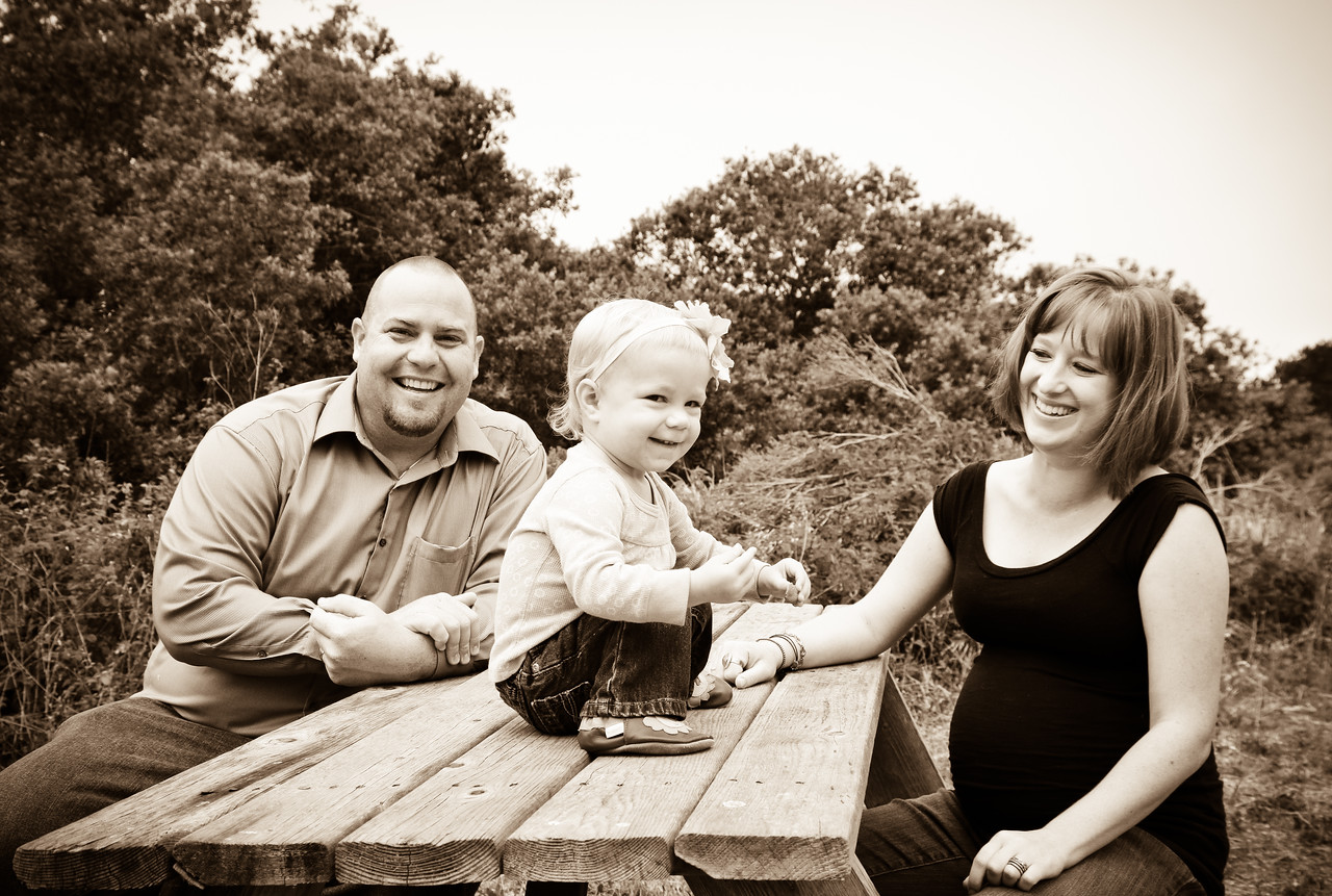 Family and Child Photo Session