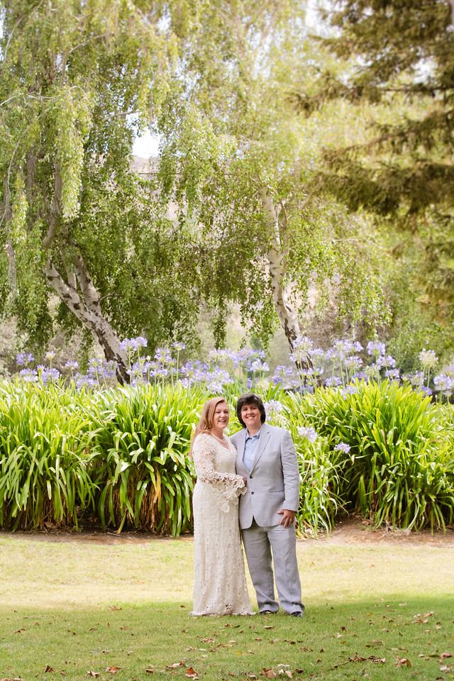 Same-Sex Wedding in   San Luis Obispo