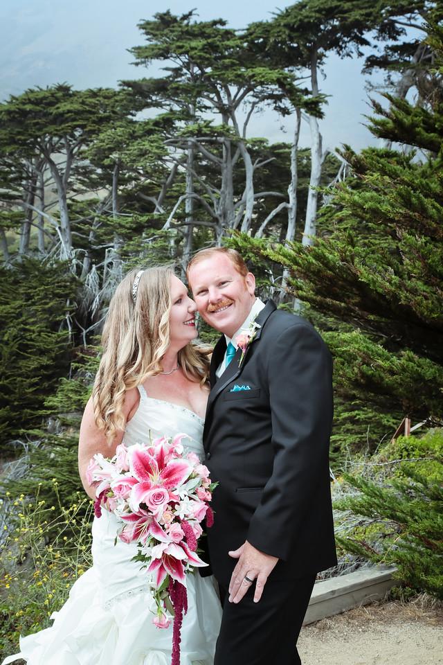 Outdoor Wedding in Big Sur