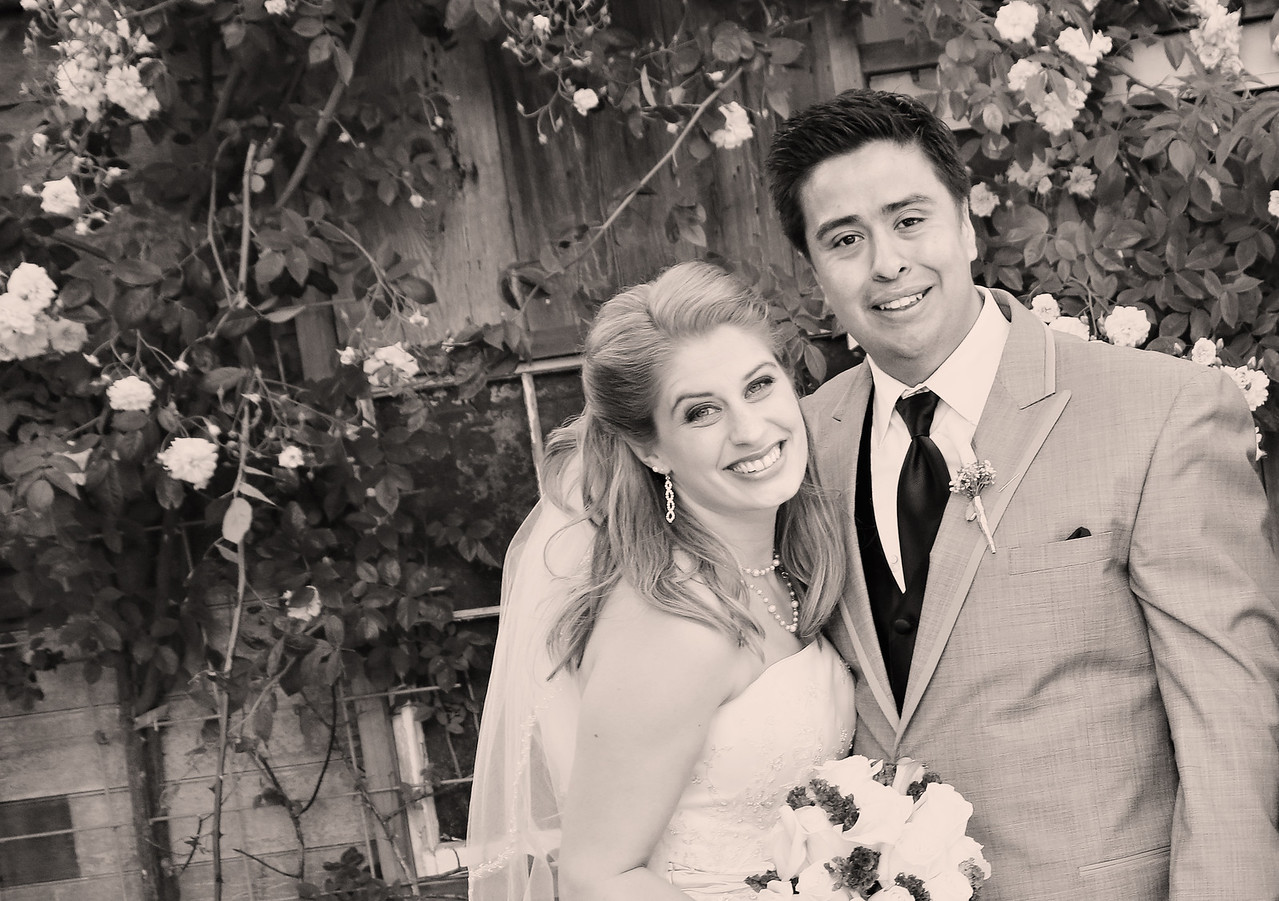 Garden Wedding at Robin's Restaurant