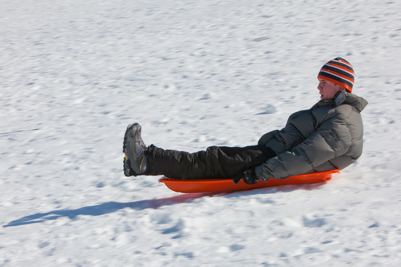 Adventurous Sledders of  Northbrook, IL 2011