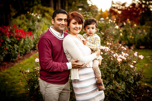Hassanpour family photos