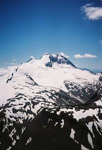 Garibaldi Provincial Park flightseeing tour (2005).