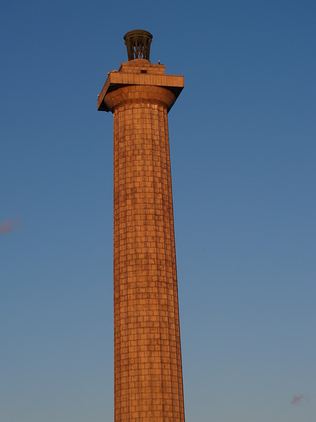 Perry's Monument - early September morning