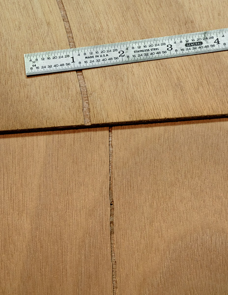 ... Kinds Of Defects Are Common In All Brands Of Okoume Plywood, Or If The  Panels I Received From Boulter Are Not Up To The Standards Of The Other  Brands?