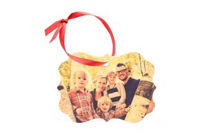 Benelux Wood Ornament