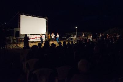 All'oasi Peschiera di San Teodoro si presenta la prima serata del festival.