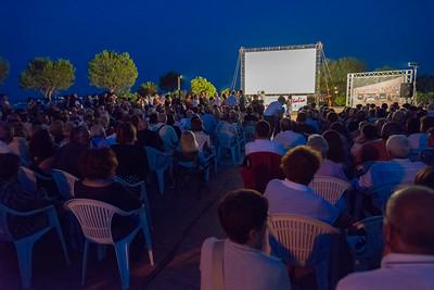 """Terza serata del festival, a Porto San Paolo. Si proietta """"cha cha cha"""" del regista Marco Risi."""