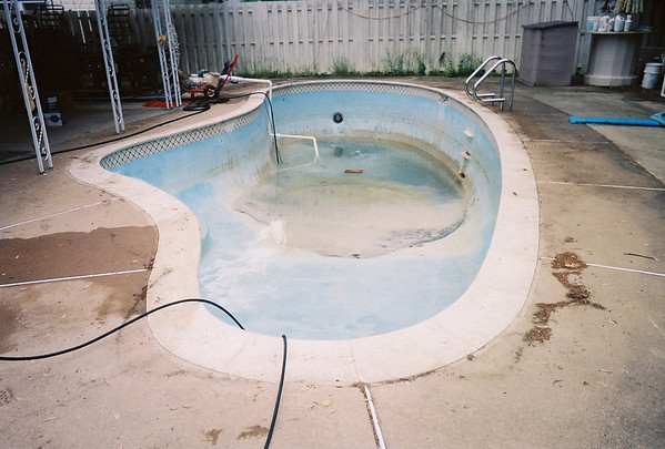 Philadelphia philly pa pool restoration