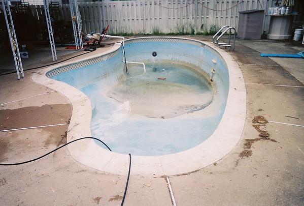 Philadelphia philly pa pool restoration