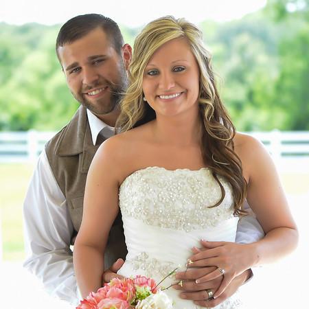 Clay and Lindsey wedding
