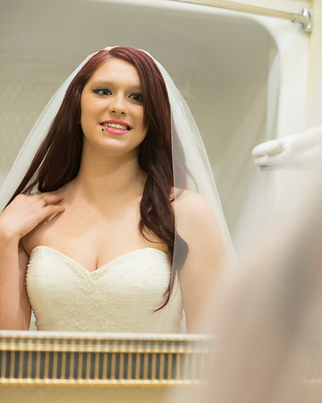 Mandy and Dawson Elliott wedding