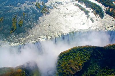 Victoria Falls and the Zambezi