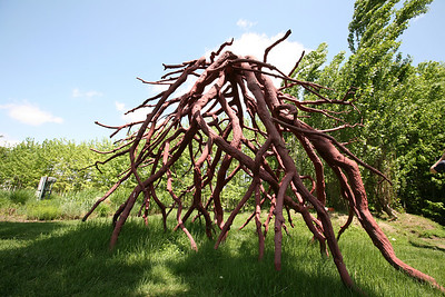 Stick Sculpture