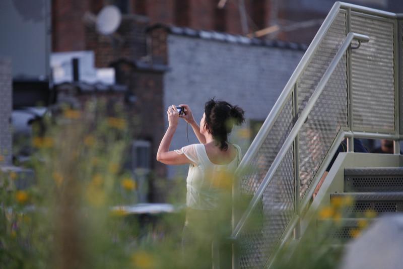 Frame the shot