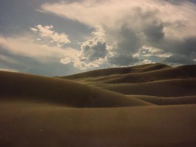 Great Sand Dunes #1  c.1993