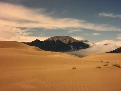 Great Sand Dunes #2  c. 1993