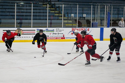 Bantam Hockey- November 2015