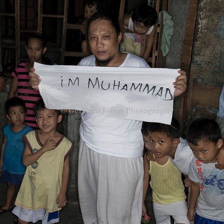 MUHAMMAD ABDUL ALLAH BURAKAH - BORN IN MINDANAO  1969, WORKING AS VENDOR                                                                                                                                                                                      <br />