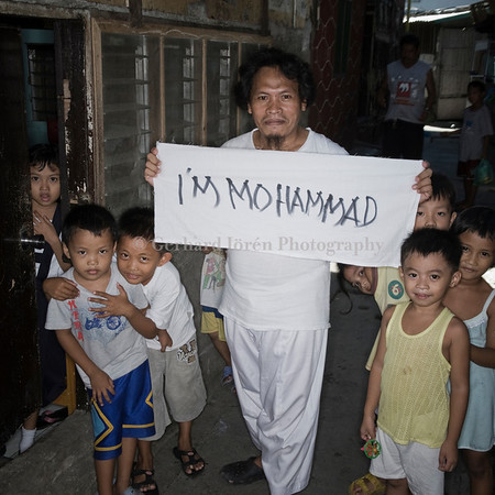 MUHAMMAD ABDUL MAJEED - BORN IN MINDANAO 1968, WORKING AS VENDOR  <br />
