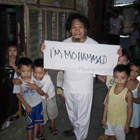 MUHAMMAD ABDUL MAJEED - BORN IN MINDANAO 1968, WORKING AS VENDOR <br />