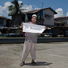 MUHAMMAD ABDUL RAHIM - BORN IN MINDANAO 1974, WORKING AS VENDOR   <br />