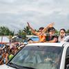 Manny Pacquiao-Villar Arrive General Santos  0310-144