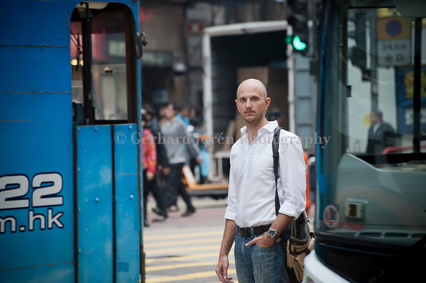 Marcus Sigurdsson in HK-007