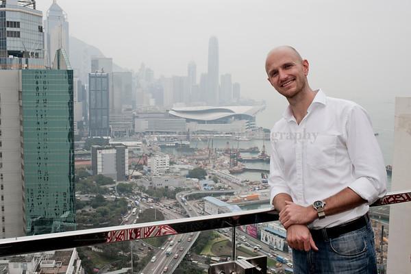 Marcus Sigurdsson in HK-006