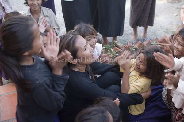 Trafficking in Cambodia