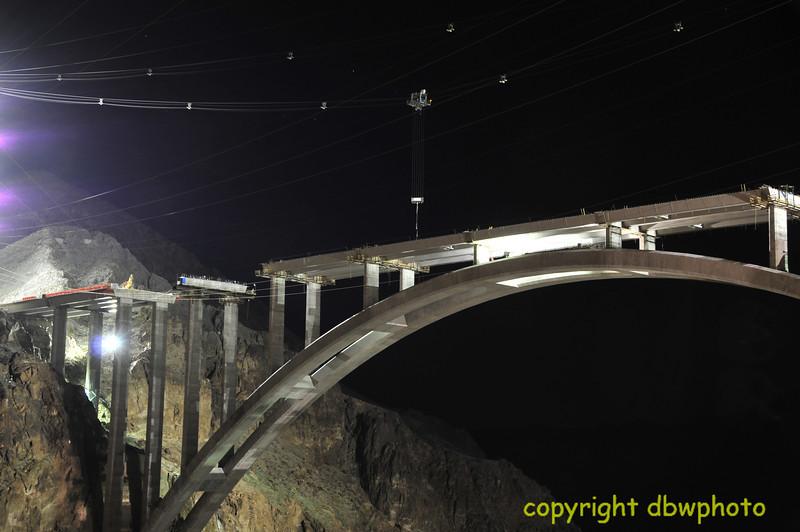 Bridge at Hoover Dam