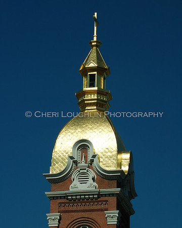 Gold Steeple