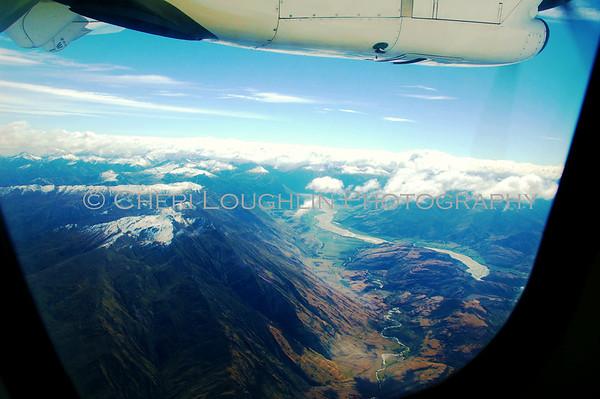NZ Through A Window Vibrant