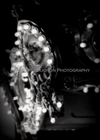 Glowing Carousel