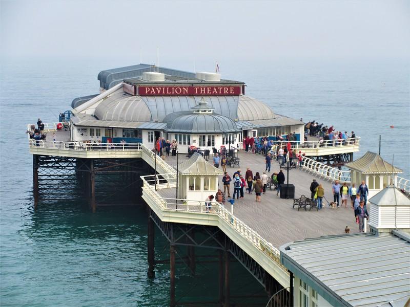 norfolk coastal walk pavillion
