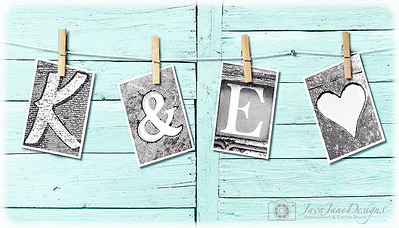 Photo Letters - Banners