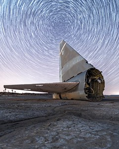 b-52 startrails