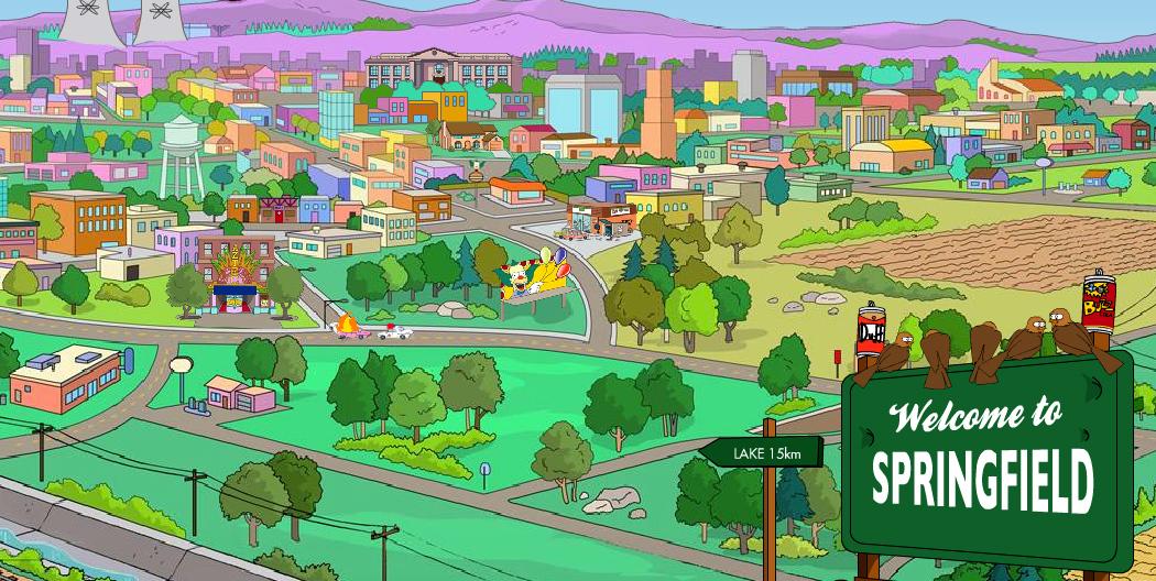 Springfield, Wherever
