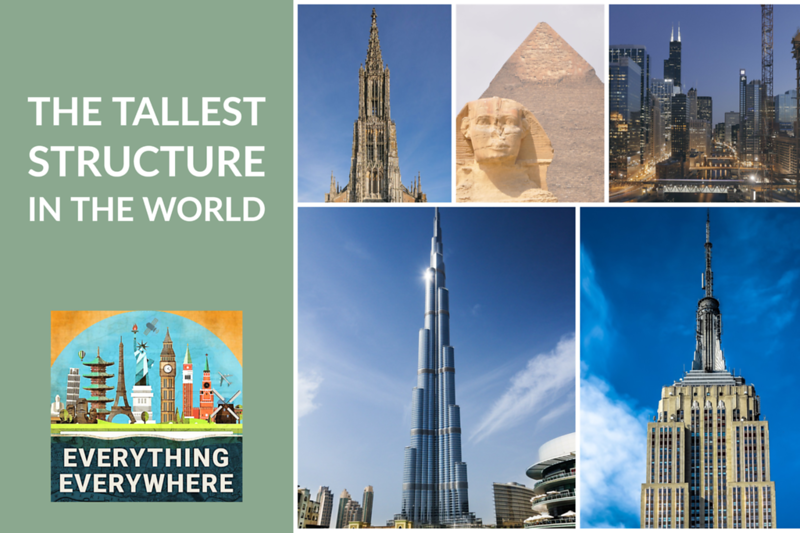 The Tallest Structures Throughout History