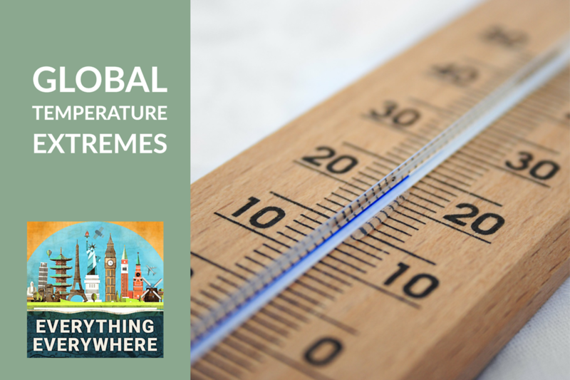 Global Temperature Extremes