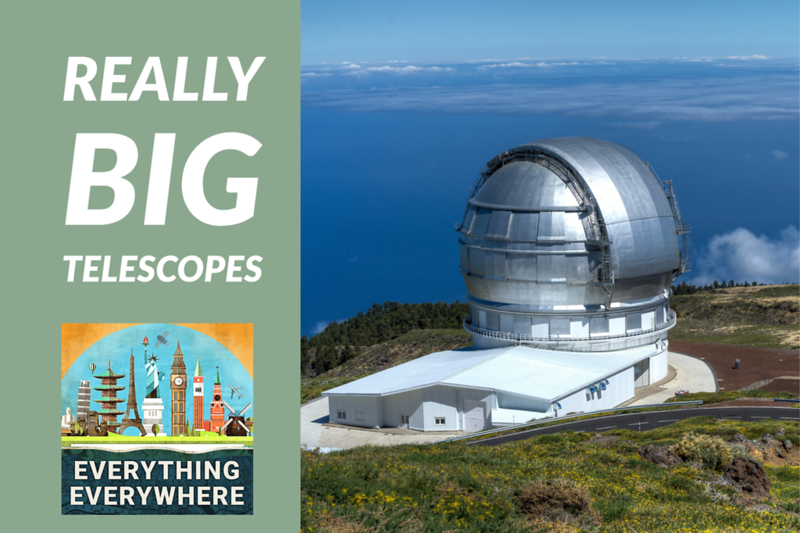 Really Big Telescopes