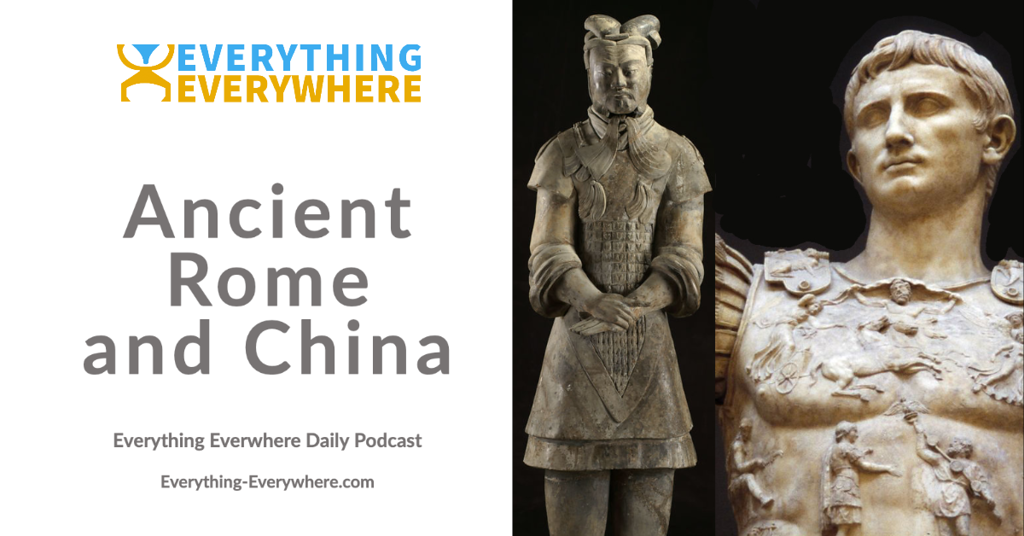 Did Ancient Rome and Ancient China Have Contact?