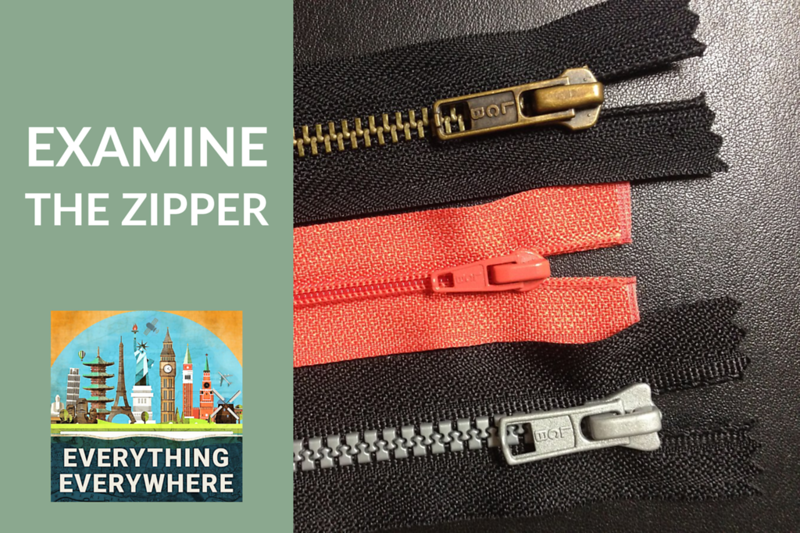 All About the Zipper