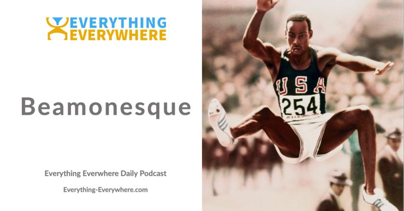 Beamonesque: Bob Beamon's Incredible Olympic Record