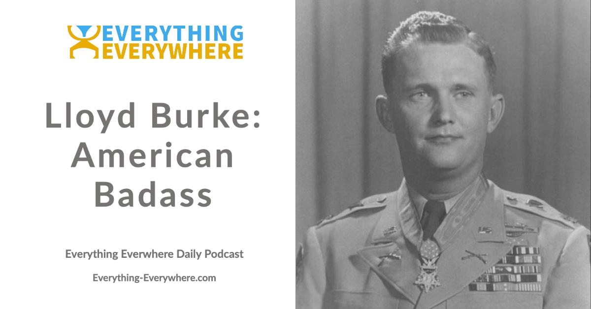 Lloyd Burke: American Badass