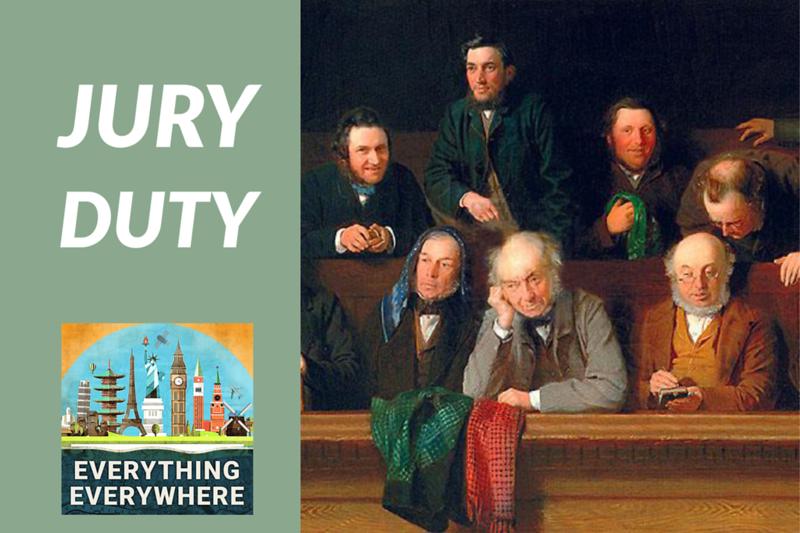 A History of Jury Duty