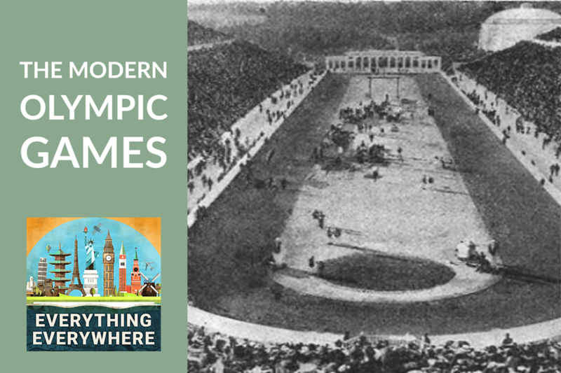 The Birth of the Modern Olympic Games