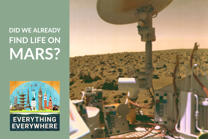 Did We Already Find Life On Mars?