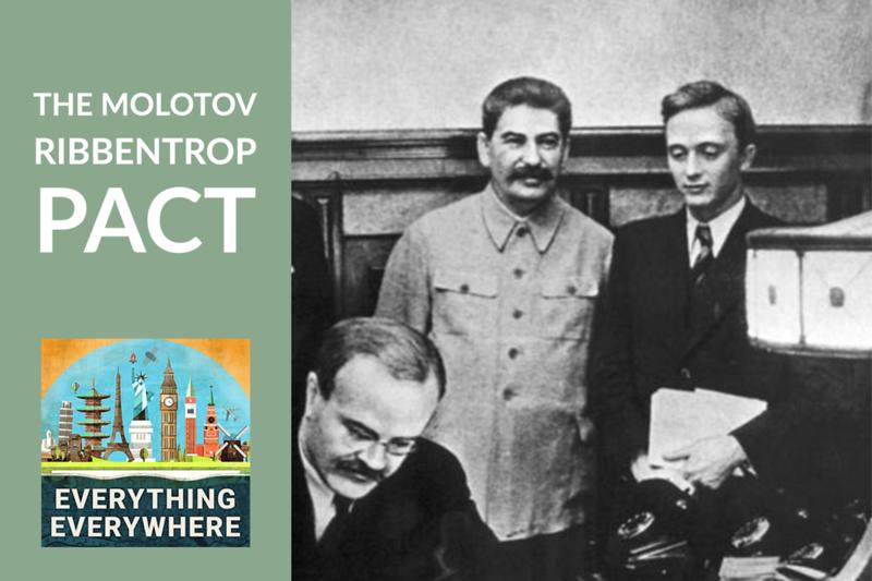 The Molotov–Ribbentrop Pact